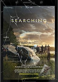 "Movie poster for ""SEARCHING"""