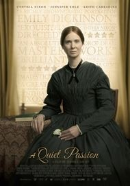 """Movie poster for """"A QUIET PASSION"""""""