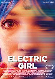 """Filmplakat für """"ELECTRIC GIRL"""""""