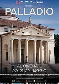 "Movie poster for ""PALLADIO (2019)"""