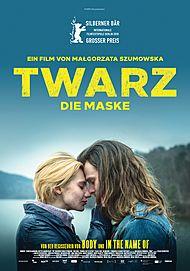 """Filmplakat für """"TWARZ - DIE MASKE - Kinostart in Österreich"""""""