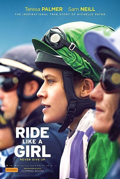 "Filmplakat für ""RIDE LIKE A GIRL """