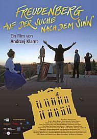"""Filmplakat für """"FREUDENBERG - AUF DER SUCHE NACH DEM SINN"""""""