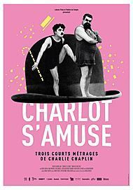 """Movie poster for """"CHARLOT S'AMUSE"""""""