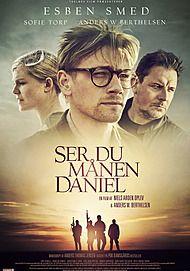 """Movie poster for """"SER DU MÅNEN, DANIEL"""""""