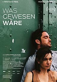 """Filmplakat für """"WAS GEWESEN WÄRE"""""""