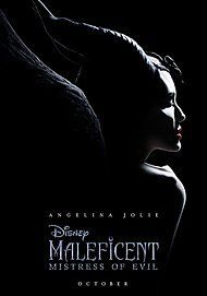 """Movie poster for """"MALEFICENT: MISTRESS OF EVIL"""""""