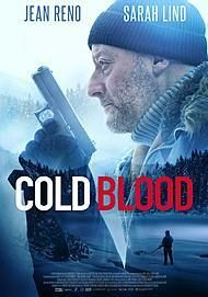 """Movie poster for """"COLD BLOOD"""""""