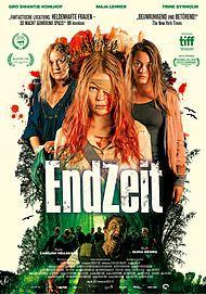 """Filmplakat für """"ENDZEIT"""""""