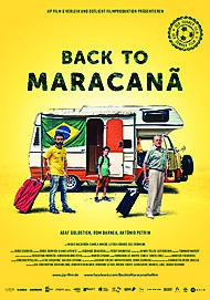 """Movie poster for """"BACK TO MARACANA"""""""