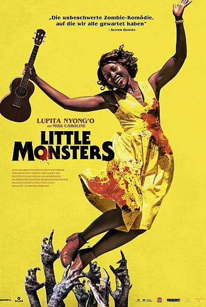 "Filmplakat für ""LITTLE MONSTERS"""