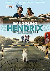 """Filmplakat für """"SMUGGLING HENDRIX - NICHT OHNE MEINEN HUND"""""""