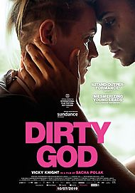 """Movie poster for """"DIRTY GOD"""""""