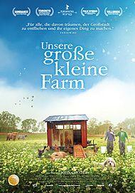 """Filmplakat für """"Unsere große kleine Farm - Filmstart in Österreich"""""""