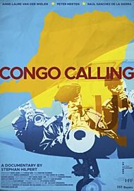 """Movie poster for """"CONGO CALLING"""""""