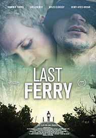 "Movie poster for ""LAST FERRY """
