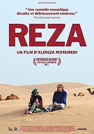 "Movie poster for ""REZA"""