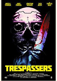 """Movie poster for """"TRESPASSERS"""""""