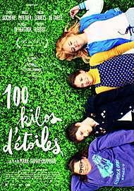 """Affiche du film """"100 KILOS D'ETOILES"""""""