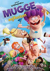 """Movie poster for """"MUGGE & VEJFESTEN"""""""