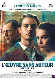"""Movie poster for """"NEVER LOOK AWAY"""""""