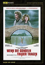 """Filmplakat für """"WENN DIE GONDELN TRAUER TRAGEN - 4K ULTRA HD"""""""