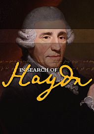 """Movie poster for """"IN SEARCH OF HAYDN"""""""
