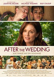 "Movie poster for ""AFTER THE WEDDING"""