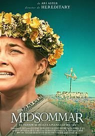 """Movie poster for """"MIDSOMMAR"""""""