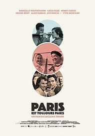 "Movie poster for ""PARIS IS ALWAYS PARIS"""