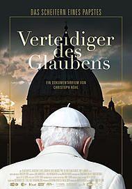 """Filmplakat für """"VERTEIDIGER DES GLAUBENS"""""""