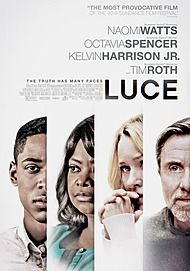 """Movie poster for """"LUCE"""""""