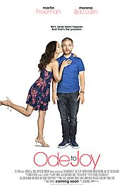 """Movie poster for """"ODE TO JOY"""""""