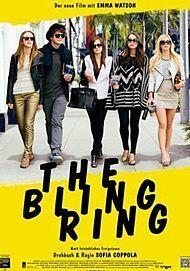 """Filmplakat für """"The Bling Ring"""""""