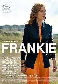 "Movie poster for ""FRANKIE"""