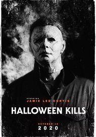 "Filmplakat für ""HALLOWEEN KILLS"""