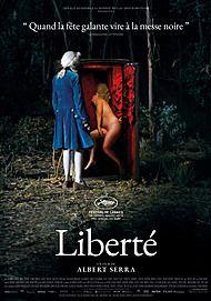 """Movie poster for """"LIBERTE"""""""