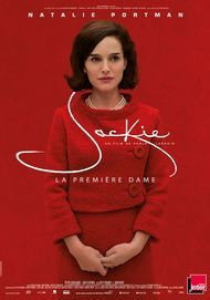 "Movie poster for ""JACKIE"""