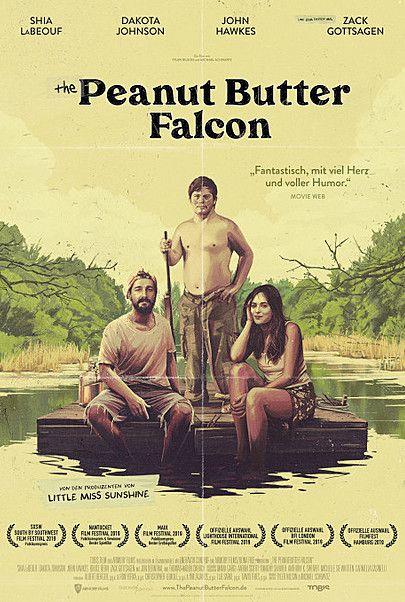 "Filmplakat für ""THE PEANUT BUTTER FALCON"""