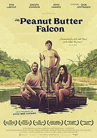 "Filmplakat für ""THE PEANUT BUTTER FALCON"""
