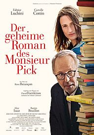 """Movie poster for """"THE MISTERY OF HENRI PICK"""""""