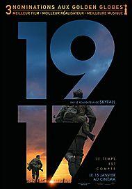"Affiche du film ""1917 (2019)"""