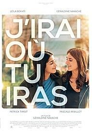 "Movie poster for ""J'IRAI OU TU IRAS"""