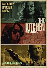 "Movie poster for ""THE KITCHEN"""