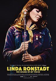 """Movie poster for """"LINDA RONSTADT: THE SOUND OF MY VOICE"""""""