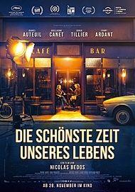 "Movie poster for ""LA BELLE EPOQUE"""