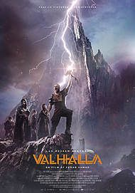 "Movie poster for ""VALHALLA"""