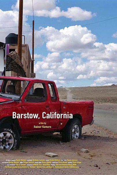 """Filmplakat für """"BARSTOW, CALIFORNIA"""""""