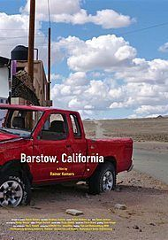 """Movie poster for """"BARSTOW, CALIFORNIA"""""""
