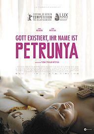 """Movie poster for """"GOD EXISTS, HER NAME IS PETRUNIJA"""""""
